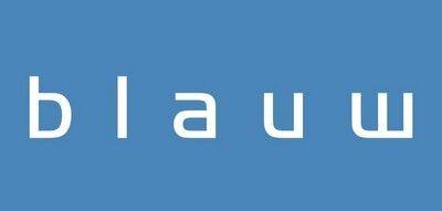 Blauw-logo